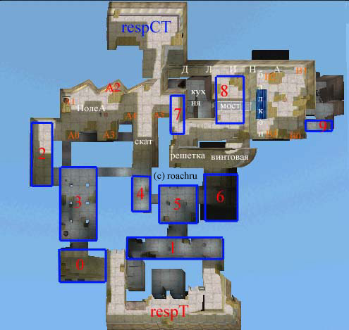 Карта de_cpl_mill появилась на