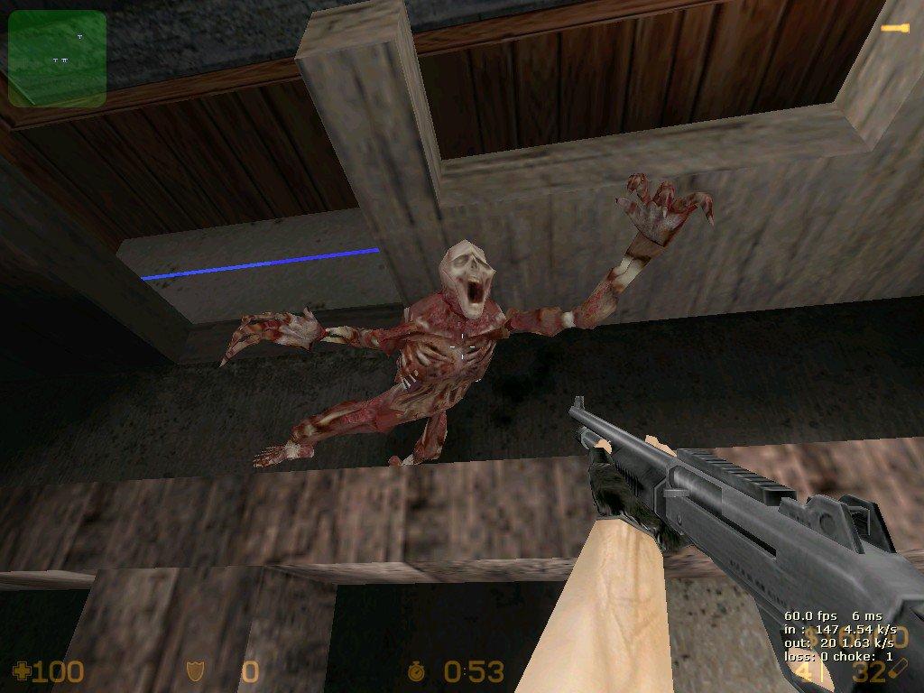 Counter Strike Скачать Торрент Зомби - фото 8